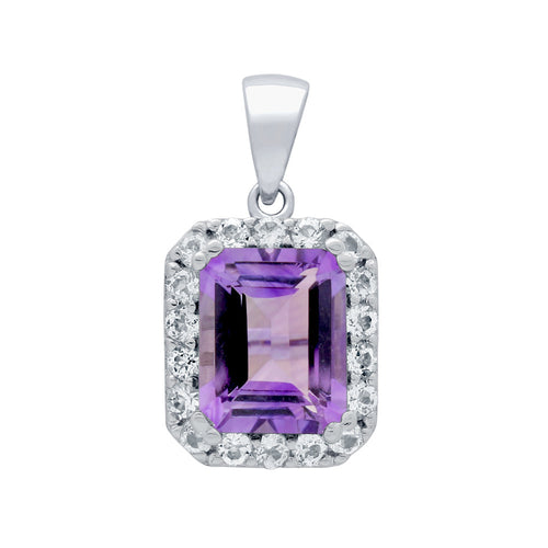 Amazing Amethyst Pendant - Jewelry Buzz Box  - 1