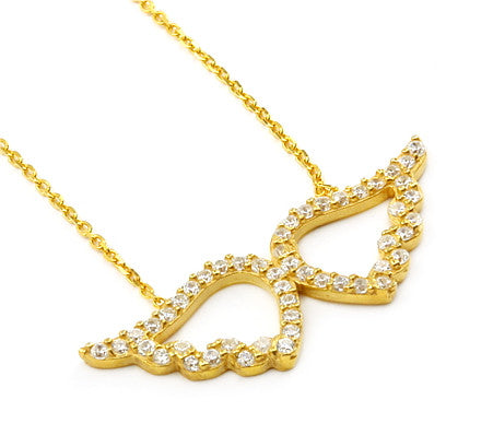 Wing Necklace - Jewelry Buzz Box  - 2