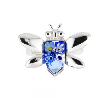 Honey Bee Ring - Jewelry Buzz Box  - 2