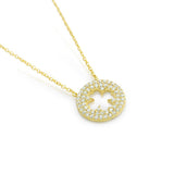 Cute Clover Necklace - Jewelry Buzz Box  - 4