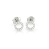 Open Circle Studs - Jewelry Buzz Box  - 4
