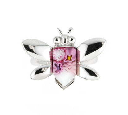 Honey Bee Ring - Jewelry Buzz Box  - 6