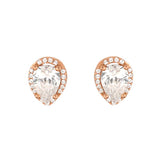 Dewdrop Stud Earrings - Jewelry Buzz Box  - 3
