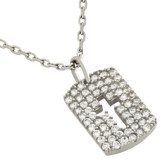 Cut Out Cross Necklace - Jewelry Buzz Box  - 2