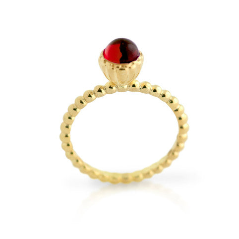 Ruby Red Ring - Jewelry Buzz Box  - 2