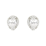 Dewdrop Stud Earrings - Jewelry Buzz Box  - 2