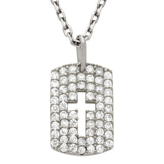 Cut Out Cross Necklace - Jewelry Buzz Box  - 1
