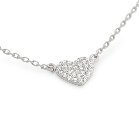 Honey Heart Necklace - Jewelry Buzz Box  - 2