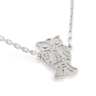 Hoot Necklace - Jewelry Buzz Box  - 1
