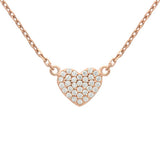 Honey Heart Necklace - Jewelry Buzz Box  - 3