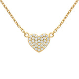Honey Heart Necklace - Jewelry Buzz Box  - 5