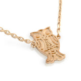 Hoot Necklace - Jewelry Buzz Box  - 2