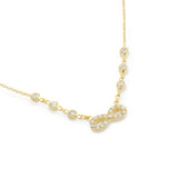 Infinity Necklace - Jewelry Buzz Box  - 2