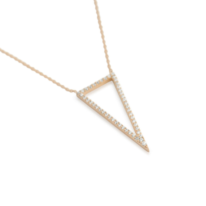 Pretty Point Necklace - Jewelry Buzz Box  - 2