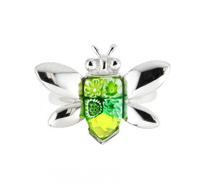 Honey Bee Ring - Jewelry Buzz Box  - 4