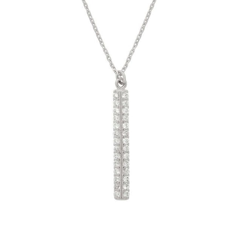 Bar Babe Necklace - Jewelry Buzz Box  - 1