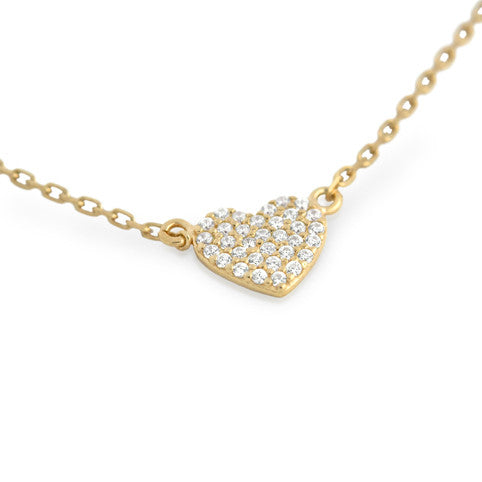 Honey Heart Necklace - Jewelry Buzz Box  - 6