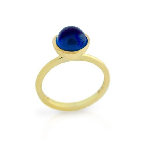 Cabochon Ring - Jewelry Buzz Box  - 6