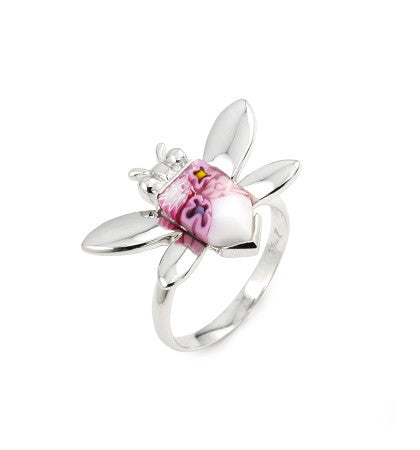 Honey Bee Ring - Jewelry Buzz Box  - 5