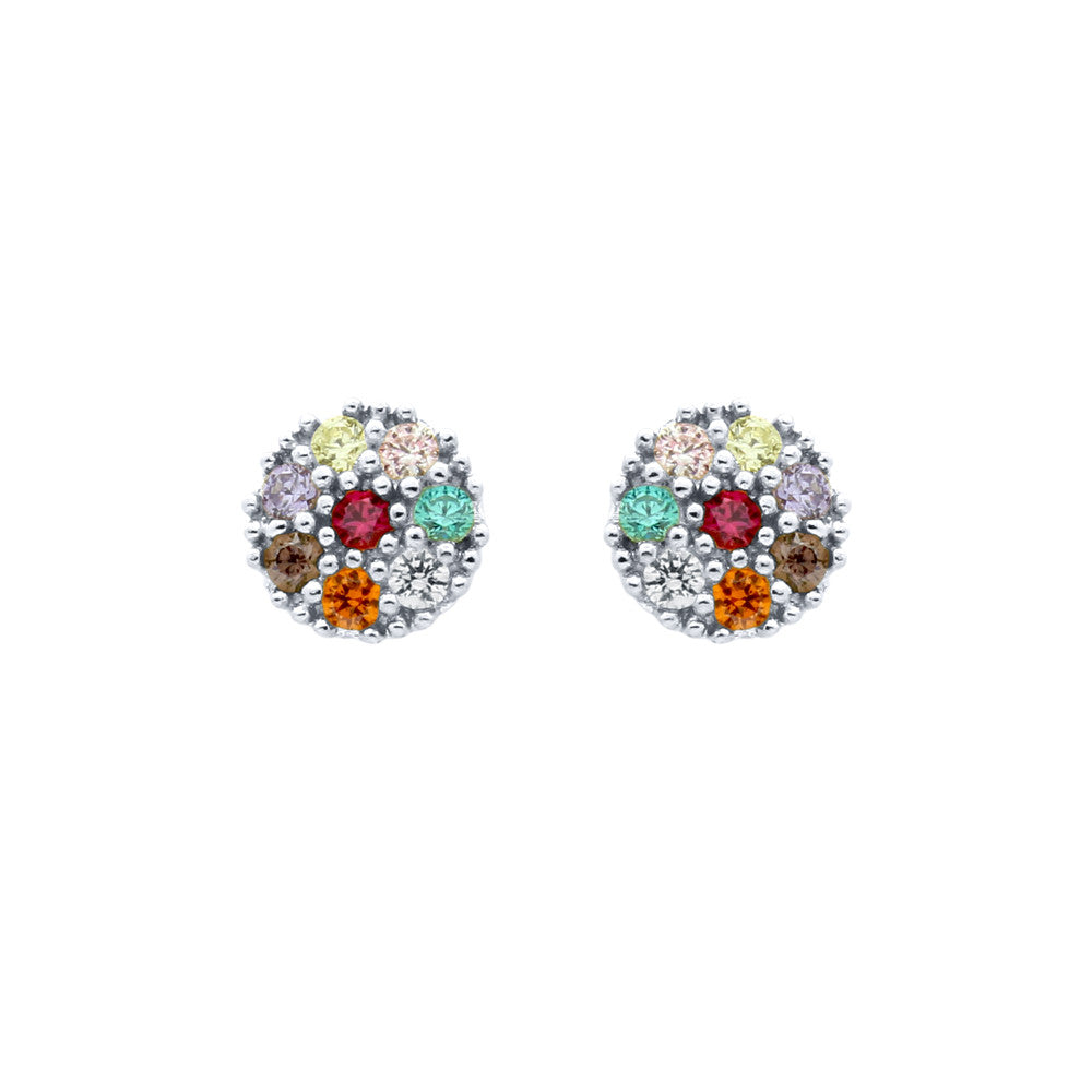 fashion cropped stud shoptiques from products front dangling riah l black california image earring colorful
