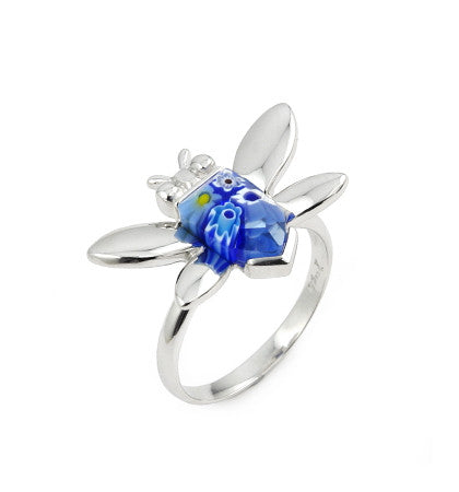 Honey Bee Ring - Jewelry Buzz Box  - 1