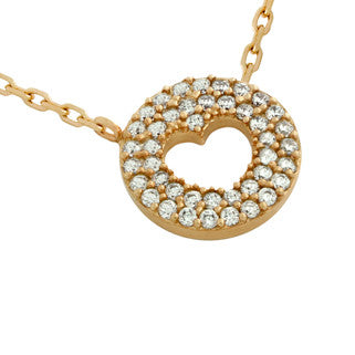 Heart Thump Necklace - Jewelry Buzz Box  - 2