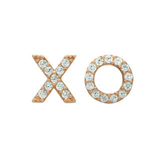 XO Earrings - Jewelry Buzz Box  - 1