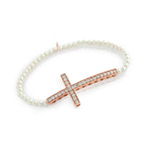 Shrine Silver Bracelet - Jewelry Buzz Box  - 2