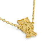Hoot Necklace - Jewelry Buzz Box  - 3