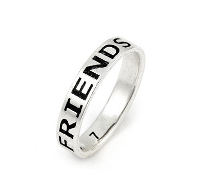 Friends Forever Ring - Jewelry Buzz Box  - 1