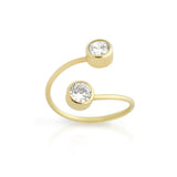 Cuddle Up Ring - Jewelry Buzz Box  - 4