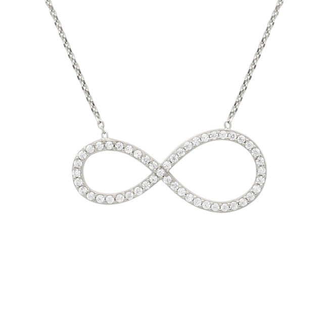 Infinity and Beyond Necklace - Jewelry Buzz Box  - 1