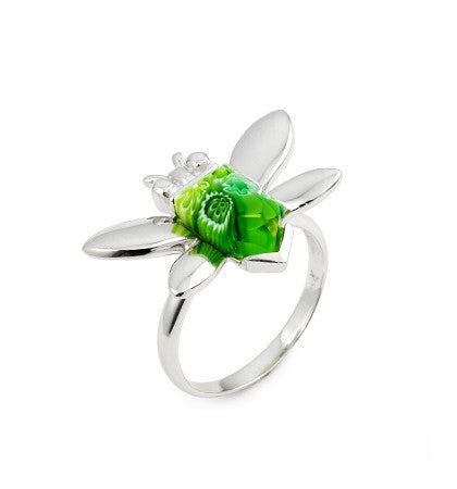 Honey Bee Ring - Jewelry Buzz Box  - 3