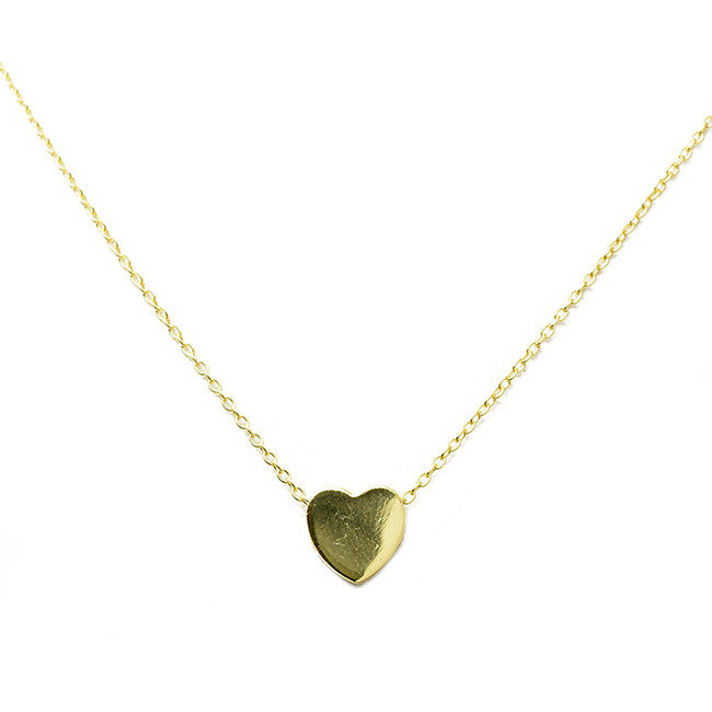Wanted Heart Necklace - Jewelry Buzz Box  - 1
