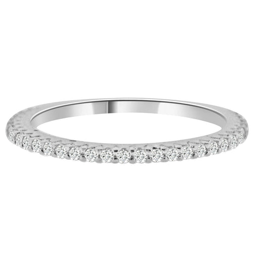Dainty Eternity Band - Jewelry Buzz Box  - 1