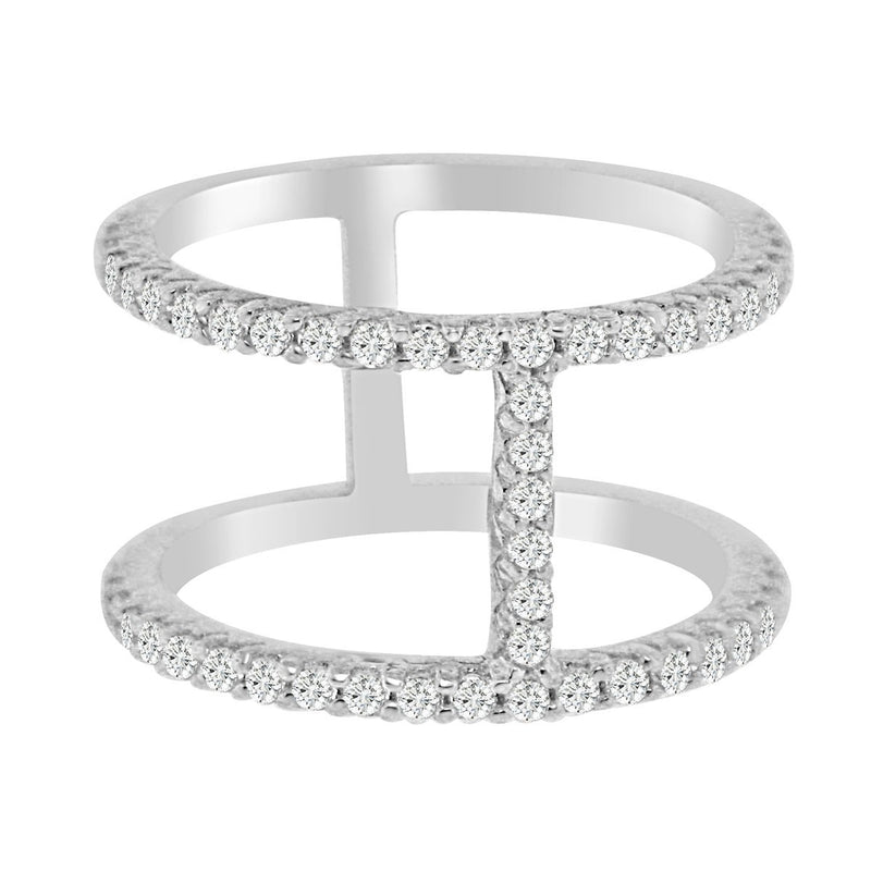 Double It Ring - Jewelry Buzz Box  - 1