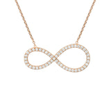 Infinity and Beyond Necklace - Jewelry Buzz Box  - 3