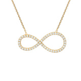 Infinity and Beyond Necklace - Jewelry Buzz Box  - 5