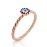Dainty Eye Ring - Jewelry Buzz Box  - 3