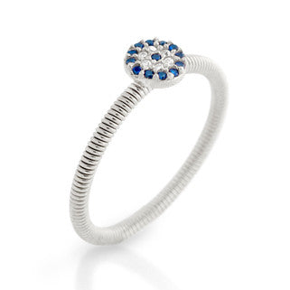 Dainty Eye Ring - Jewelry Buzz Box  - 5