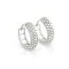 Hug Hoop Earrings - Jewelry Buzz Box  - 3