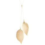 Lovely Leaf Necklace - Jewelry Buzz Box  - 1