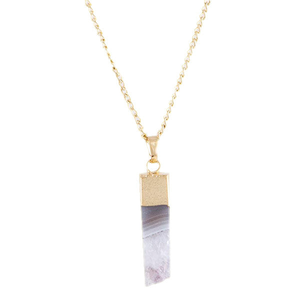 Gem Digger Necklace - Jewelry Buzz Box  - 1