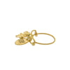 Lucky Disk Ring - Jewelry Buzz Box  - 2