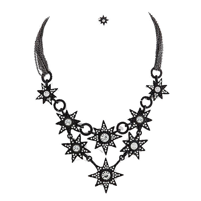 Star Gazer Necklace - Jewelry Buzz Box  - 4