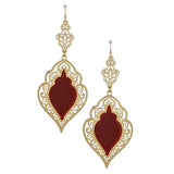 Genie Earrings - Jewelry Buzz Box  - 1