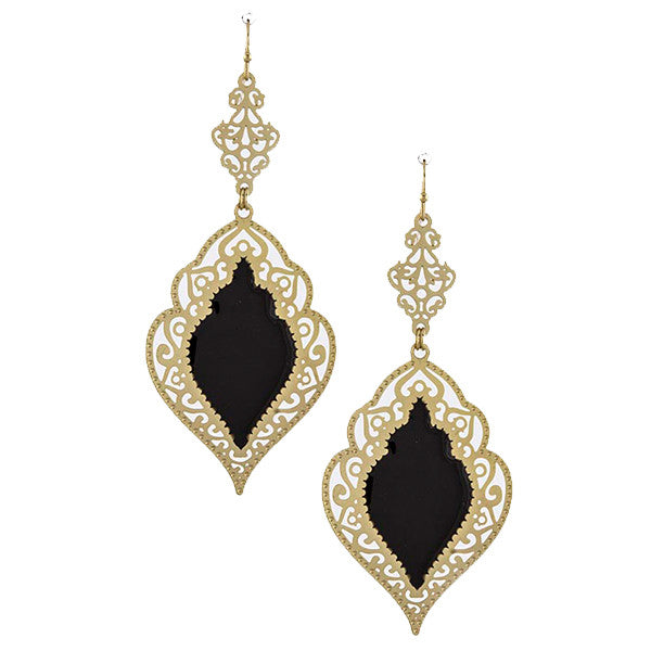 Genie Earrings - Jewelry Buzz Box  - 2