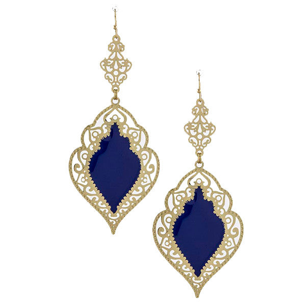 Genie Earrings - Jewelry Buzz Box  - 3