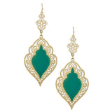 Genie Earrings - Jewelry Buzz Box  - 5