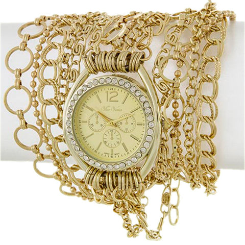 Chic Chain Watch